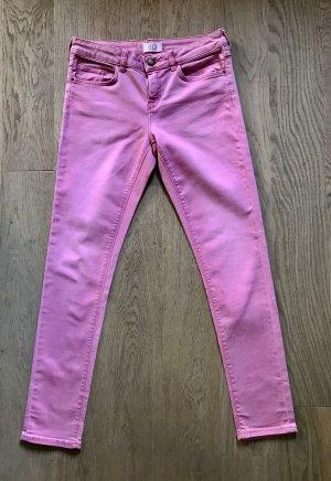 Rosa Sommer-Jeans