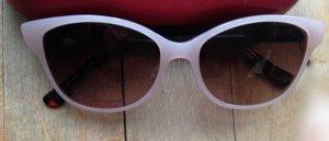 rosa Sonnenbrille Neu Cacharel animal print