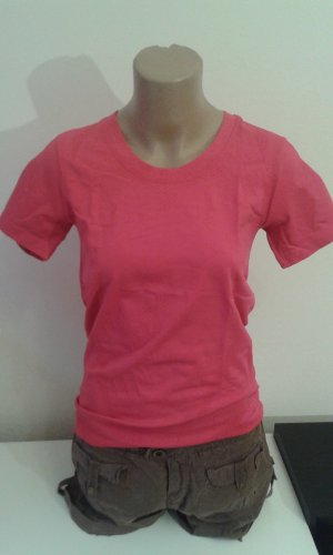rosa Sport Shirt von Tchibo Größe S