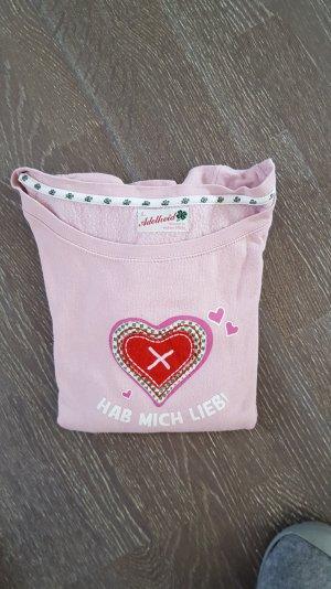 rosa Sweatshirt von Adelheid