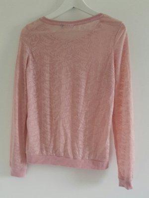 Rosa Sweatshirt von Only
