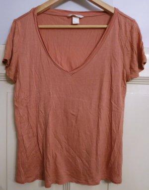 rosa T-Shirt, Gr.36