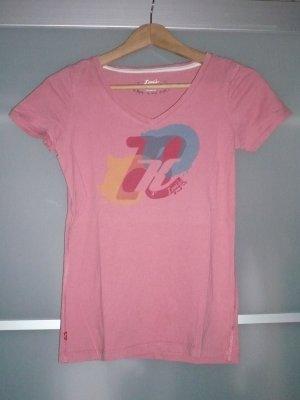 rosa T-shirt von Levi´s Grösse S
