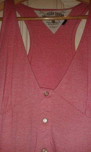 rosa Tommy Hilfiger Kleid