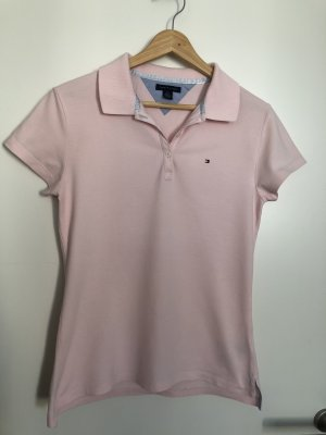 Rosa Tommy Hilfiger Polo