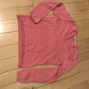 Rosa Tommy Hilfiger Pulli in S