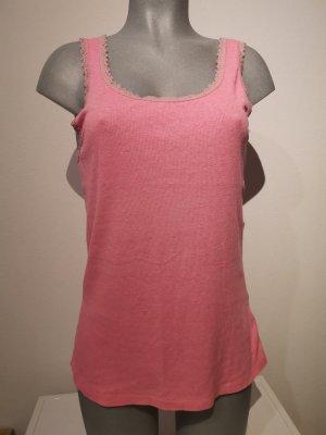 A-lijn top roze