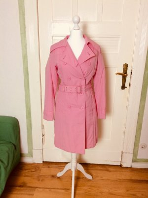 Rosa Trenchcoat-Mantel