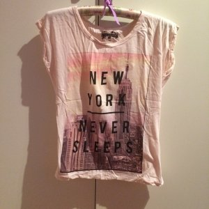 Rosa Tshirt New York