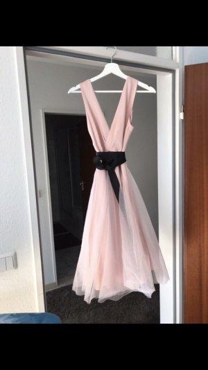 Rosa Tüll Kleid