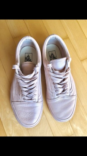 Rosa Vans Sneaker