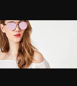 Rosa verspiegelte Sonnenbrille NEU!!!