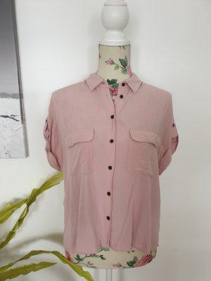 super popular 06f0c 7d6c8 New Look Camicetta a maniche corte rosa antico-rosa pallido