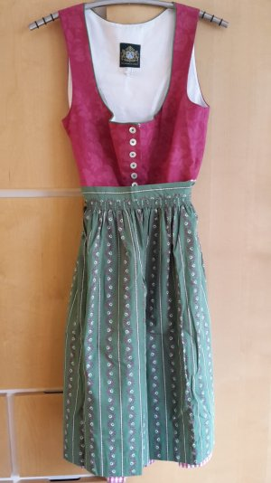 Hammerschmid Dirndl multicolored cotton