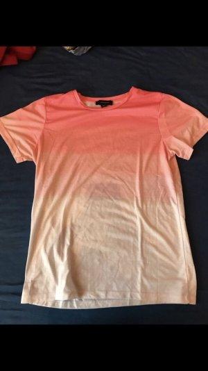 Rosa Weißes T-Shirt