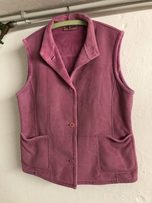 Gerry Weber Gilet polaire rose