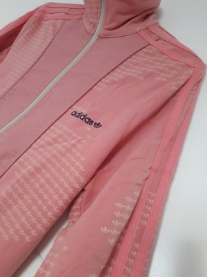 Rosa Zipper von Adidas Originals