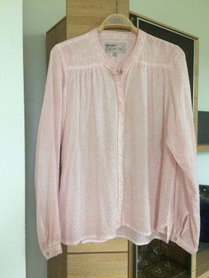 Rosafarbene Bluse von Garcia Jeans