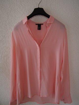 Rosafarbene Bluse von H&M