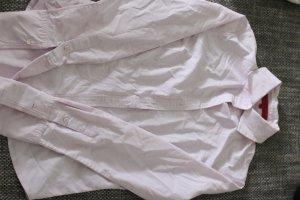 Rosafarbene Bluse von Hallhuber