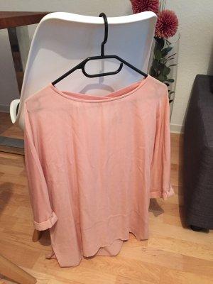 Rosafarbene Bluse von Street-One