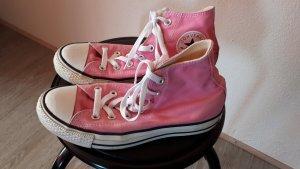 Converse Zapatillas blanco-rosa