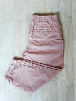 Esprit Pantalone a 3/4 rosa chiaro Cotone
