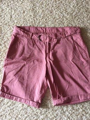 Rosafarbene Shorts von Street One in Größe 42