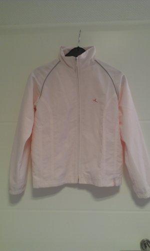 rosafarbene Sportjacke/ Laufjacke von Decathlon
