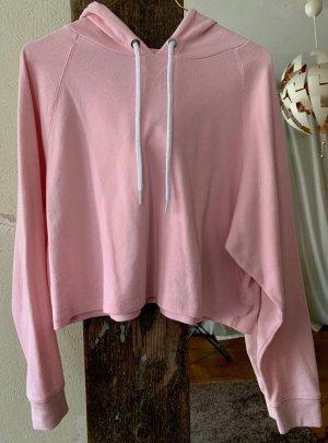Rosafarbener Hoodie von H&M