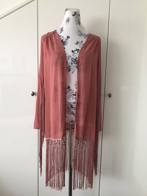 Nasty Gal Kimono rose-gold-coloured