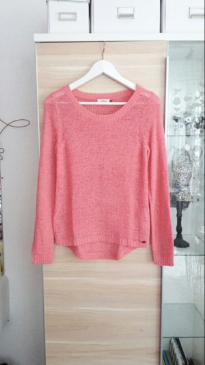 Rosafarbener Pullover Only