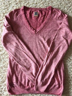 Rosafarbener Pullover von Gaastra Größe M