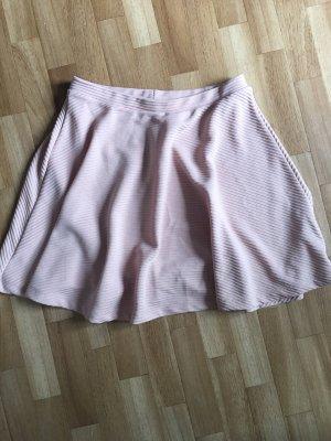 High Waist Skirt pink