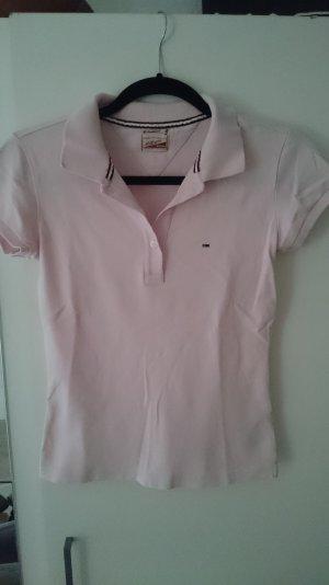 Rosafarbenes Poloshirt Tommy Hilfiger