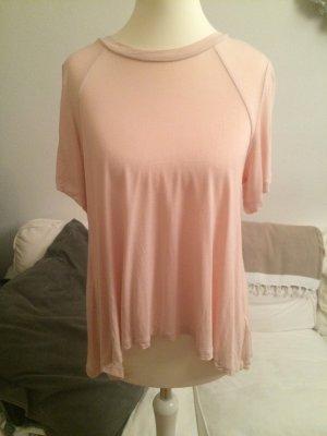 Rosafarbenes T-Shirt von H&M