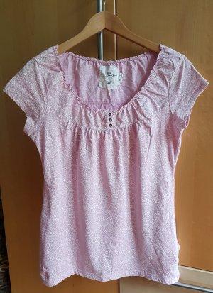 Rosafarbenes T-Shirt von H&M Größe M
