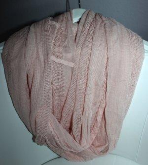 rosafarbenes Tuch von Ann Christine