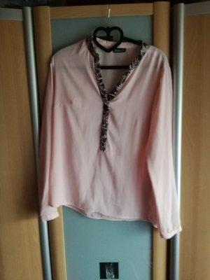 Janina Long Sleeve Blouse pink