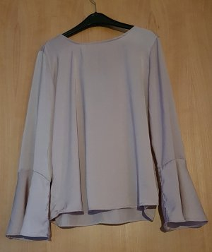 Only Blouse brillante or rose