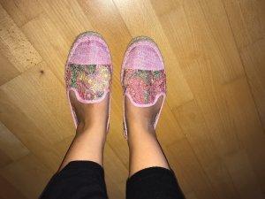 Asos Espadrille Sandals pink