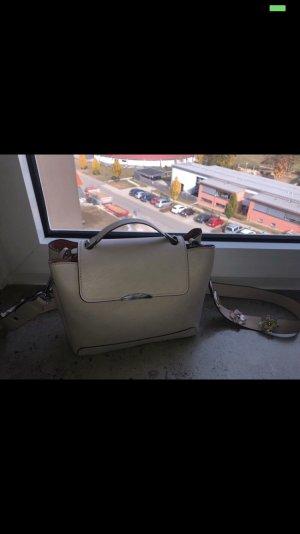 Rosane Tasche mit Henkel
