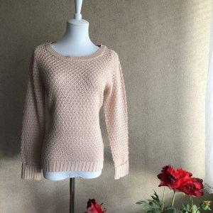 Vero Moda Coarse Knitted Sweater pink-light pink