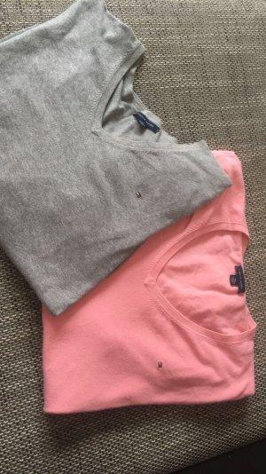 Tommy Hilfiger V-halstrui roze-roze