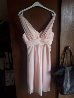 Fashion New York Avondjurk rosé