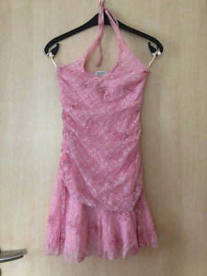 Pimkie Halter Dress pink-pink