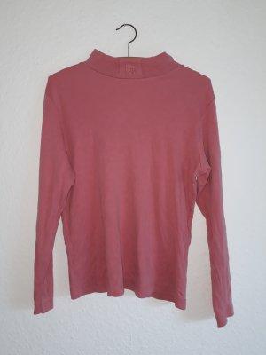 Turtleneck Shirt pink-mauve