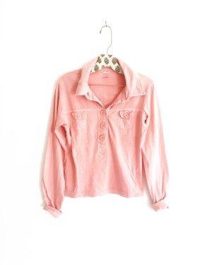 rosé / altrosa / longsleeve shirt / vintage / polo shirt / edgy