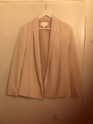 H&M Conscious Collection Boyfriend blazer rosé