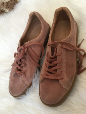 Rose farben. Pull and bear schuhe